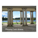 Rheinsberg Castle, Germany Postcards