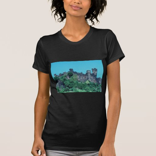 Rheinstein Castle, Rhine River, Germany Tee Shirts