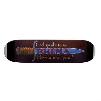 Rhema Skateboard