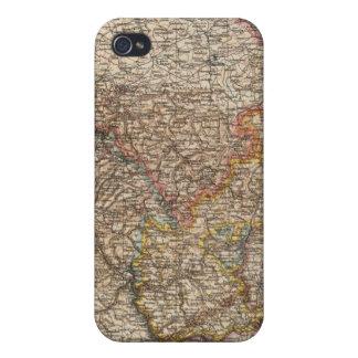Rhenish Prussia, Westphalia, HesseNassau Case For iPhone 4