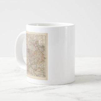 Rhenish Prussia, Westphalia, HesseNassau Giant Coffee Mug