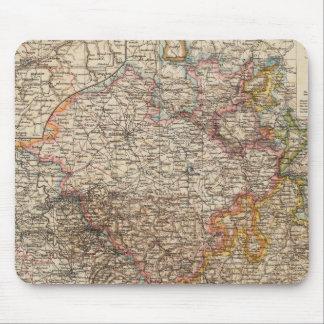 Rhenish Prussia, Westphalia, HesseNassau Mouse Pad