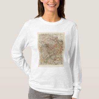Rhenish Prussia, Westphalia, HesseNassau T-Shirt