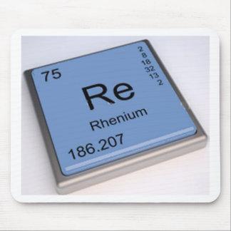 rhenium mousepads
