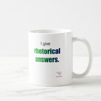 Rhetorical Mug