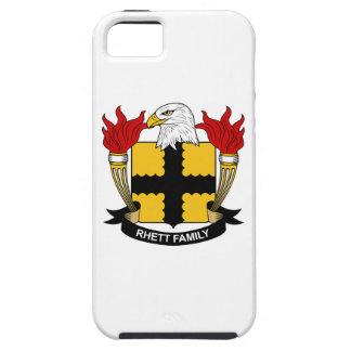 Rhett Family Crest iPhone 5 Case