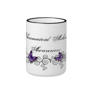 Rheumatoid Arthritis Awareness Coffee/Travel Mug