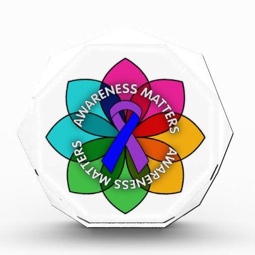 Rheumatoid Arthritis Awareness Matters Petals Award