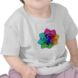 Rheumatoid Arthritis Awareness Matters Petals T Shirts