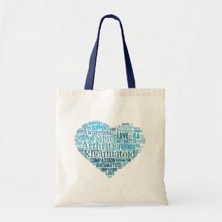 Rheumatoid Arthritis Awareness Tote Bag