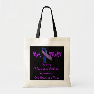 Rheumatoid Arthritis Awareness Tote Bag