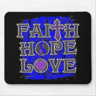 Rheumatoid Arthritis Faith Hope Love Mousepad