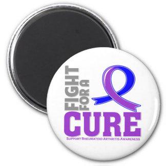 Rheumatoid Arthritis Fight For A Cure Refrigerator Magnet