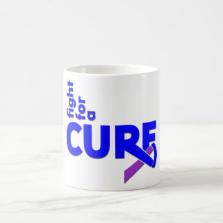 Rheumatoid Arthritis Fight For A Cure Classic White Coffee Mug
