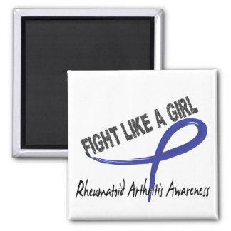 Rheumatoid Arthritis Fight Like A Girl 7.3 Magnet