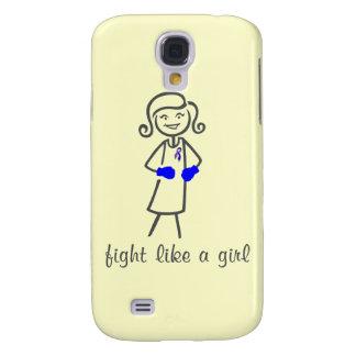 Rheumatoid Arthritis  Fight Like A Girl (Retro) Galaxy S4 Case