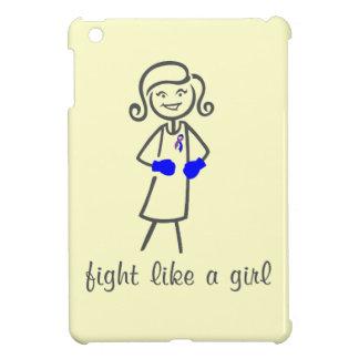 Rheumatoid Arthritis  Fight Like A Girl (Retro) Cover For The iPad Mini