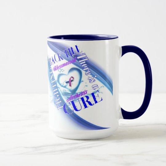 Rheumatoid Arthritis Fighting Back Till There is a Mug