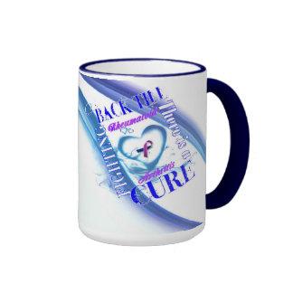Rheumatoid Arthritis Fighting Back Till There is a Ringer Mug