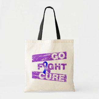 Rheumatoid Arthritis Go Fight Cure Tote Bag