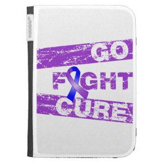 Rheumatoid Arthritis Go Fight Cure Kindle Keyboard Case