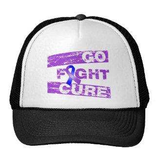 Rheumatoid Arthritis Go Fight Cure Trucker Hat