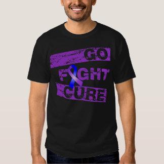 Rheumatoid Arthritis Go Fight Cure Tee Shirt