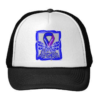 Rheumatoid Arthritis Hope Butterfly Trucker Hat