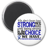 Rheumatoid Arthritis How Strong We Are 2 Inch Round Magnet