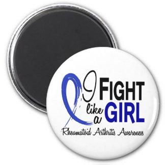 Rheumatoid Arthritis I Fight Like A Girl 10.1 Magnet