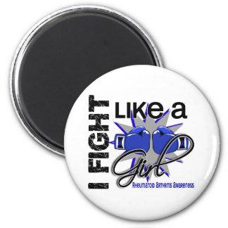 Rheumatoid Arthritis I Fight Like A Girl 13.1 Magnets