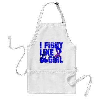 Rheumatoid Arthritis I Fight Like A Girl (Grunge) Aprons