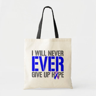Rheumatoid Arthritis I Will Never Give Up Hope Bags