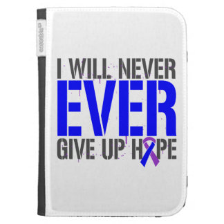 Rheumatoid Arthritis I Will Never Give Up Hope Kindle 3G Cover