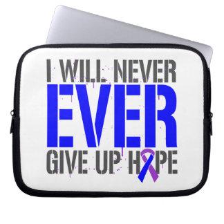 Rheumatoid Arthritis I Will Never Give Up Hope Laptop Sleeve