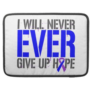 Rheumatoid Arthritis I Will Never Give Up Hope Sleeve For MacBooks