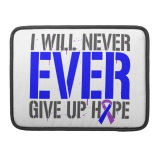 Rheumatoid Arthritis I Will Never Give Up Hope MacBook Pro Sleeves