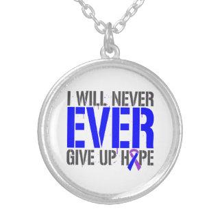 Rheumatoid Arthritis I Will Never Give Up Hope Custom Necklace