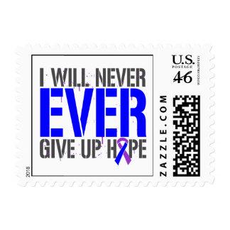 Rheumatoid Arthritis I Will Never Give Up Hope Stamp