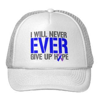 Rheumatoid Arthritis I Will Never Give Up Hope Trucker Hat
