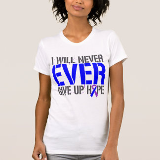 Rheumatoid Arthritis I Will Never Give Up Hope Tshirts