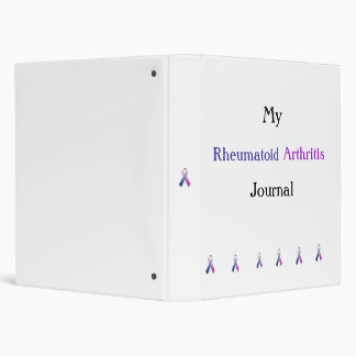 Rheumatoid Arthritis Journal Binder