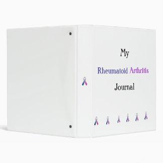 Rheumatoid Arthritis Journal Binder