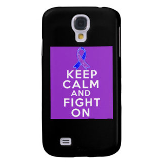 Rheumatoid Arthritis Keep Calm and Fight On Samsung Galaxy S4 Covers