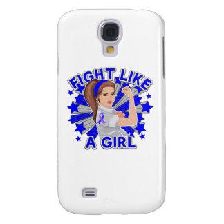 Rheumatoid Arthritis Mod Rosie Fight Like a Girl Galaxy S4 Cover