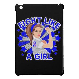 Rheumatoid Arthritis Mod Rosie Fight Like a Girl iPad Mini Cases