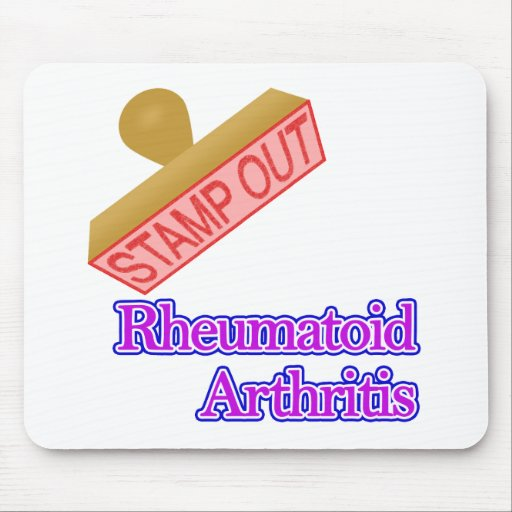Rheumatoid Arthritis Mouse Pad