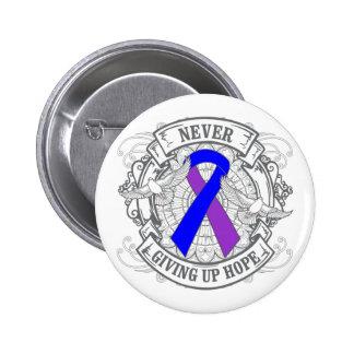 Rheumatoid Arthritis Never Giving Up Hope Buttons
