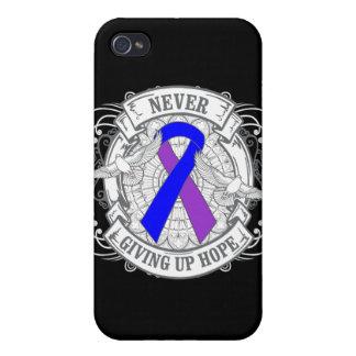 Rheumatoid Arthritis Never Giving Up Hope iPhone 4/4S Cases
