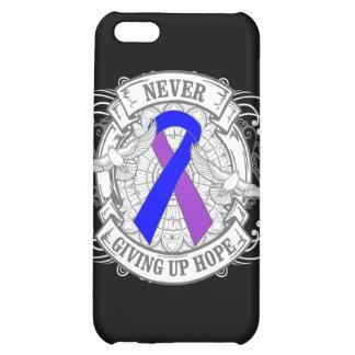 Rheumatoid Arthritis Never Giving Up Hope iPhone 5C Cover